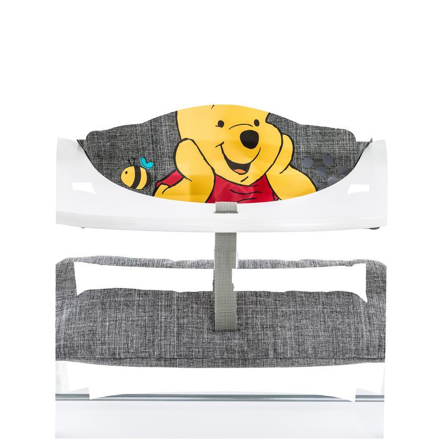 hauck Cojín para trona de luxe Pooh gris