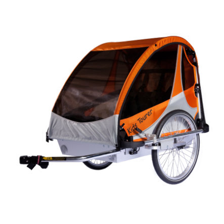KIDS TOURING Kids Tourer M Orange/Silver
