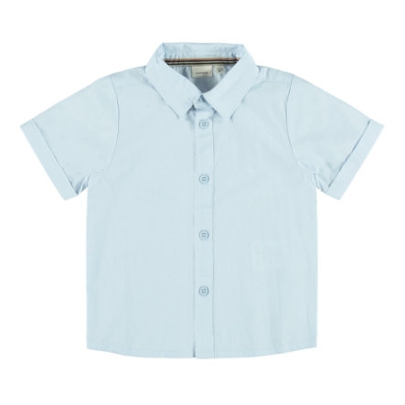 name it Shirt Nmmfredo Kasjmier Blauw