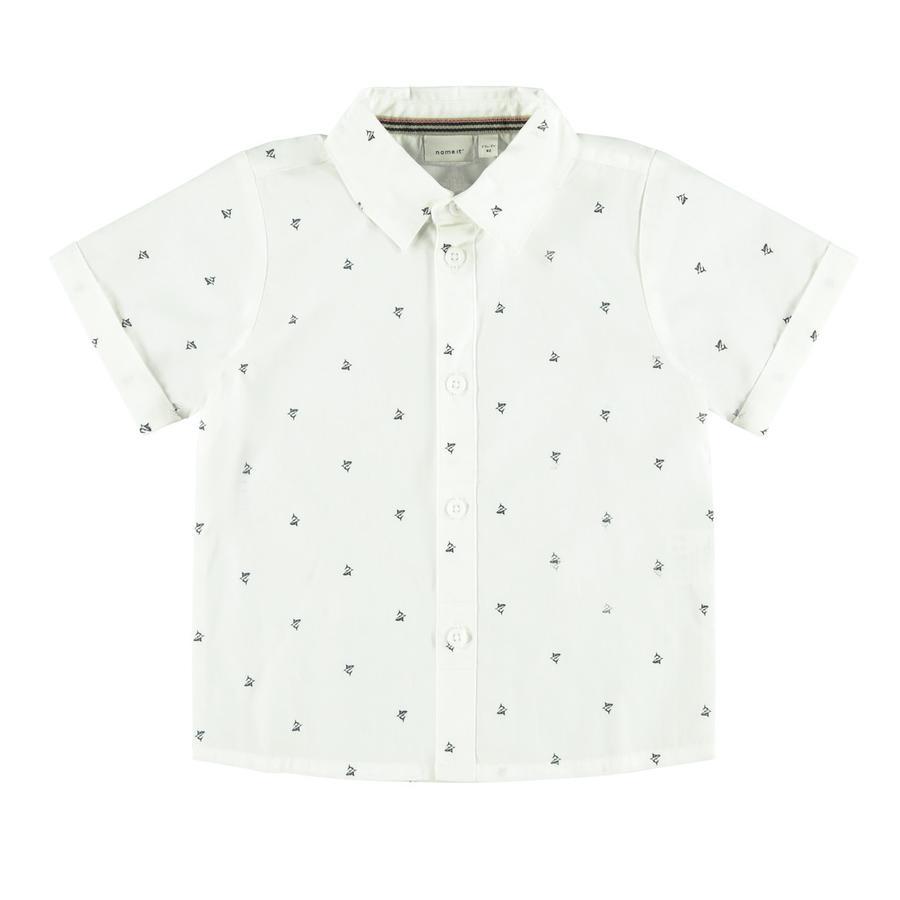 name it Shirt Nmmfredo B højre Hvid