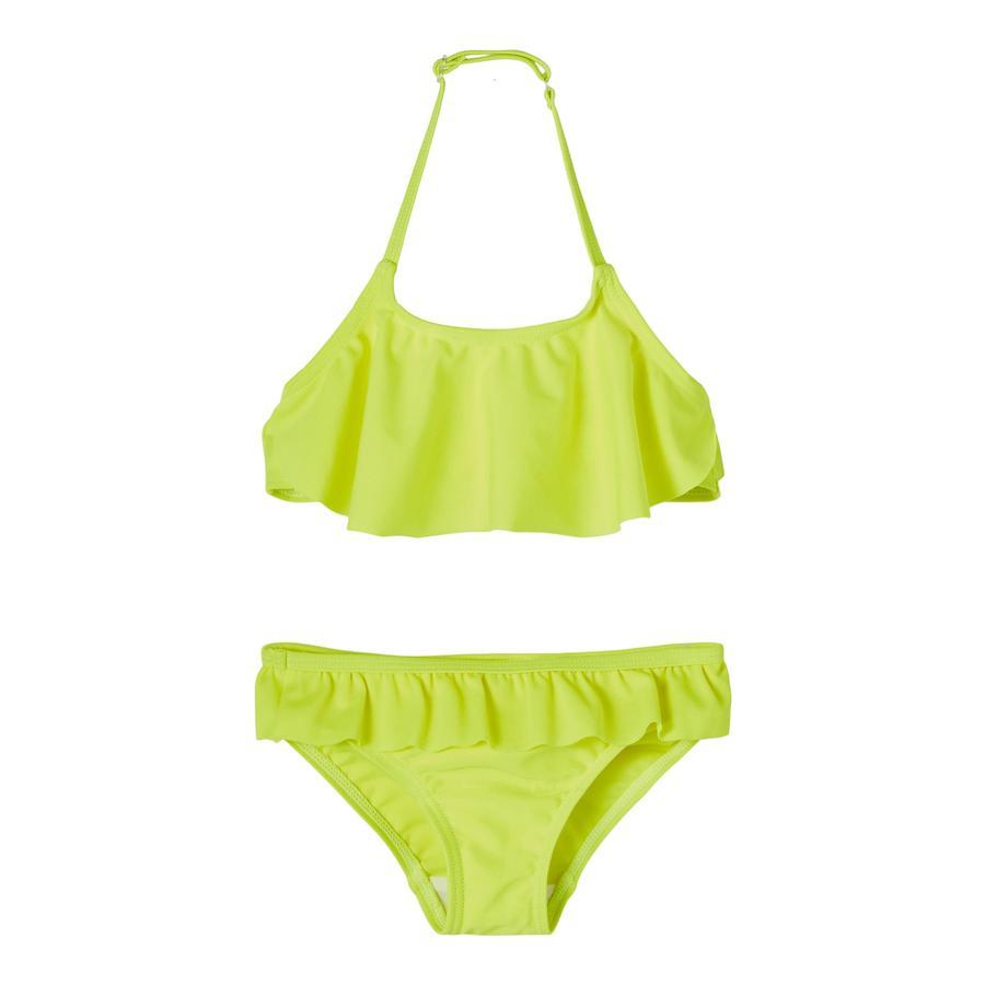 name it Bikini Nmffini Safety Yellow
