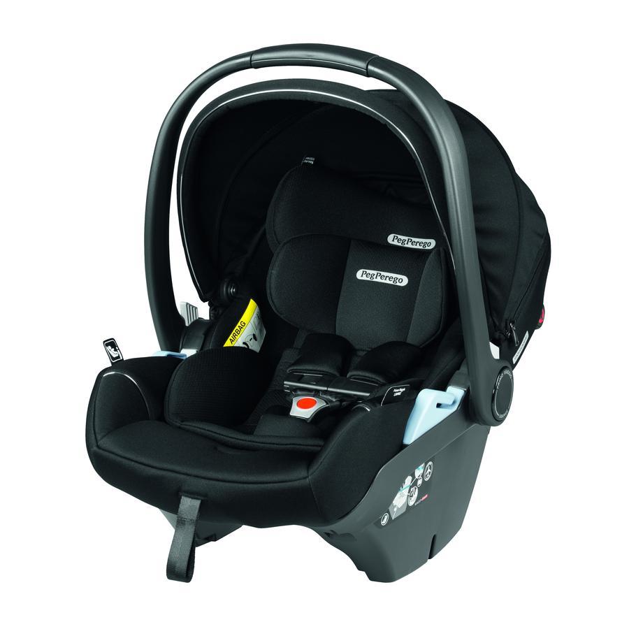 Peg Perego Baby Car Seat Primo Viaggio Lounge Black Shine