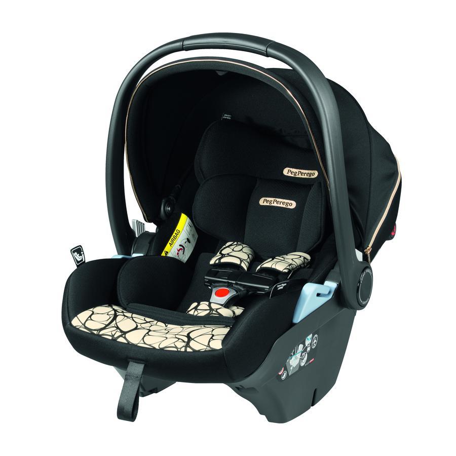 Peg Perego Baby Car Seat Primo Viaggio Lounge Graphic Gold