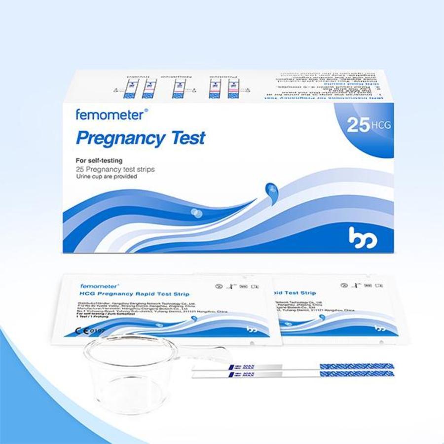YOYONI Graviditetstest 25 stycken