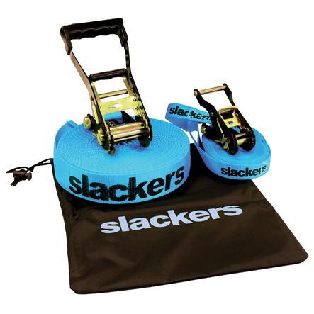 slackers ® Slackline Class ic Incl. vyučovací linka