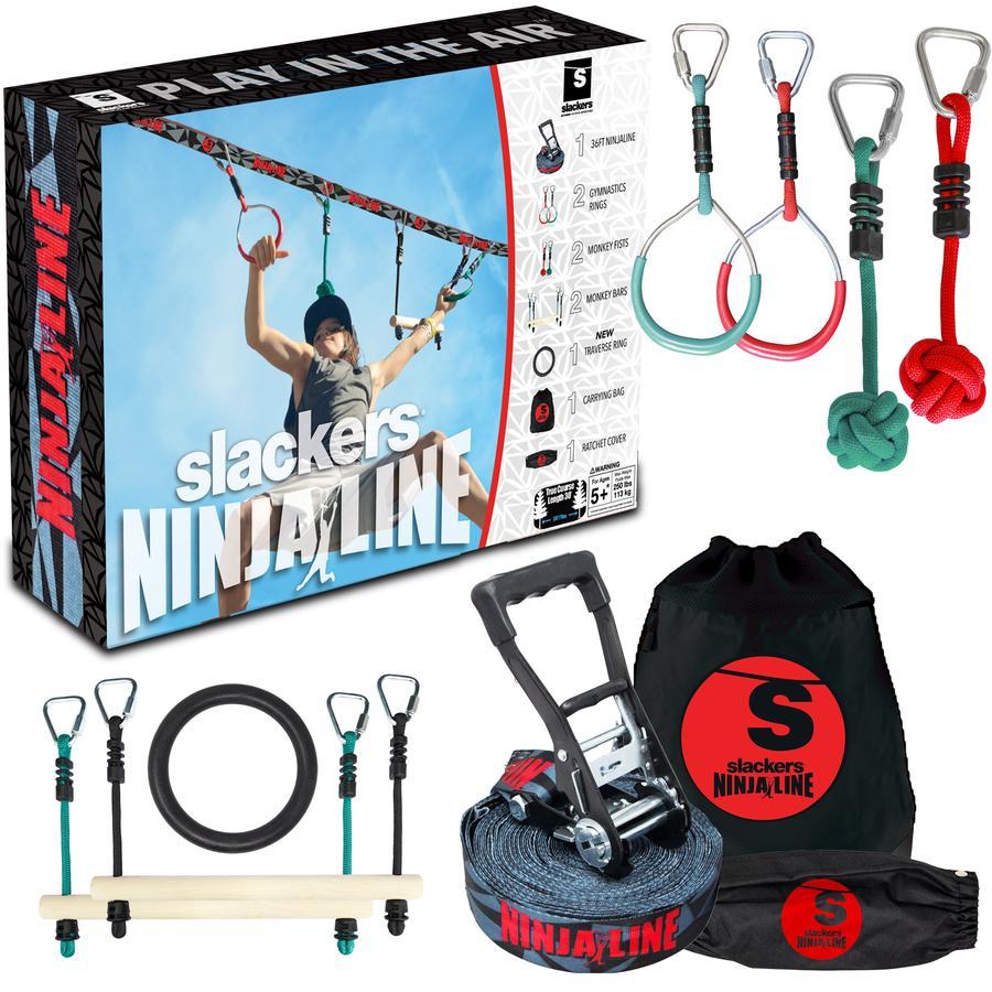 slackers® Ninja Line Starter Set 2021