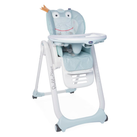 chicco Chaise haute enfant Polly 2 Start Froggy