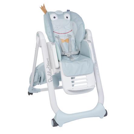 chicco Vysoká židle Polly 2 Start Froggy