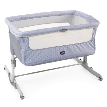 chicco Extra bed Next 2Me Dream Silver