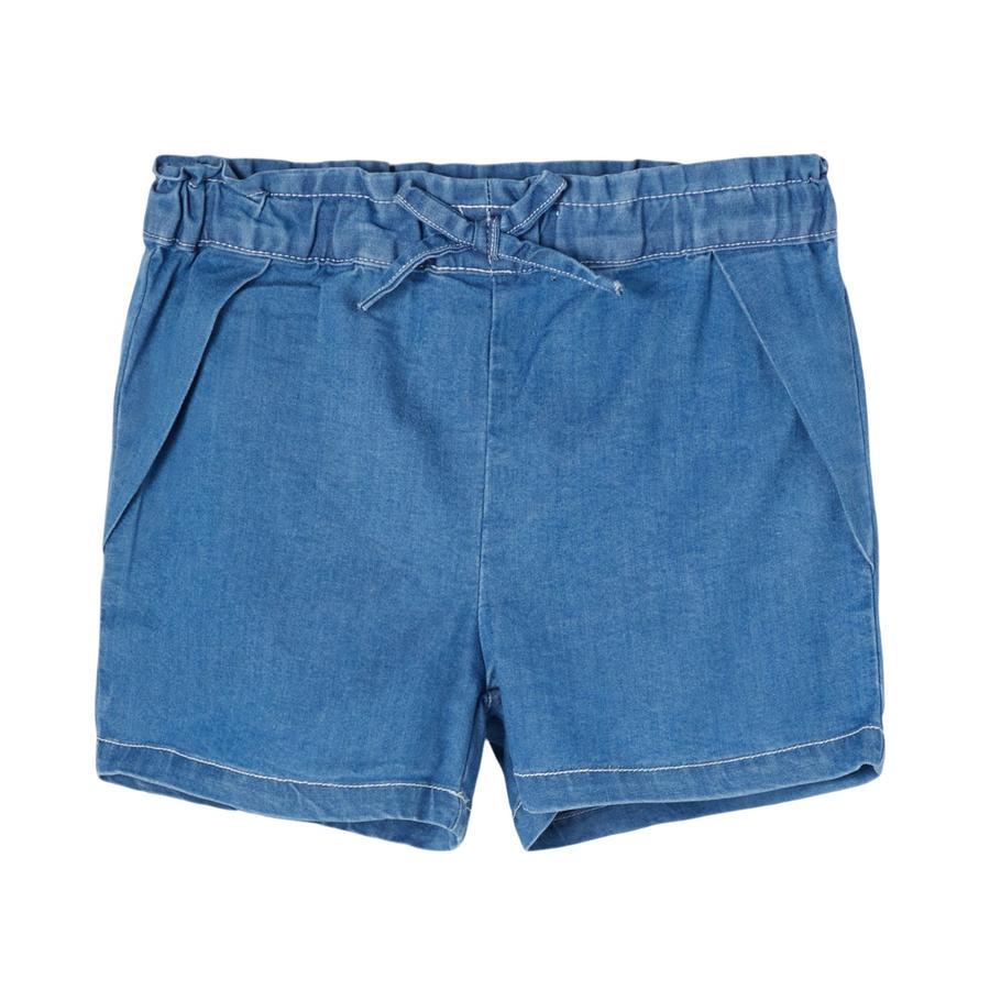 name it Shorts Nmfbecky Medium Blu Denim