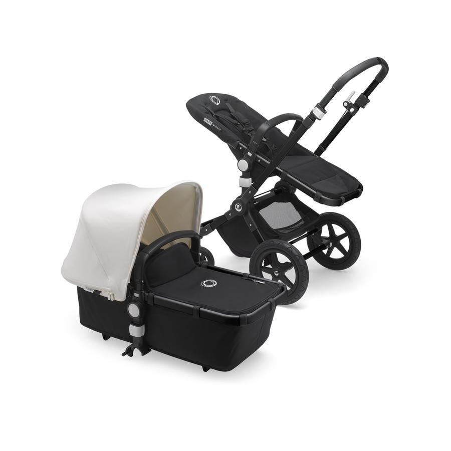 bugaboo Combi Stroller Cameleon 3 Plus Compleet Black / Black - Fresh White