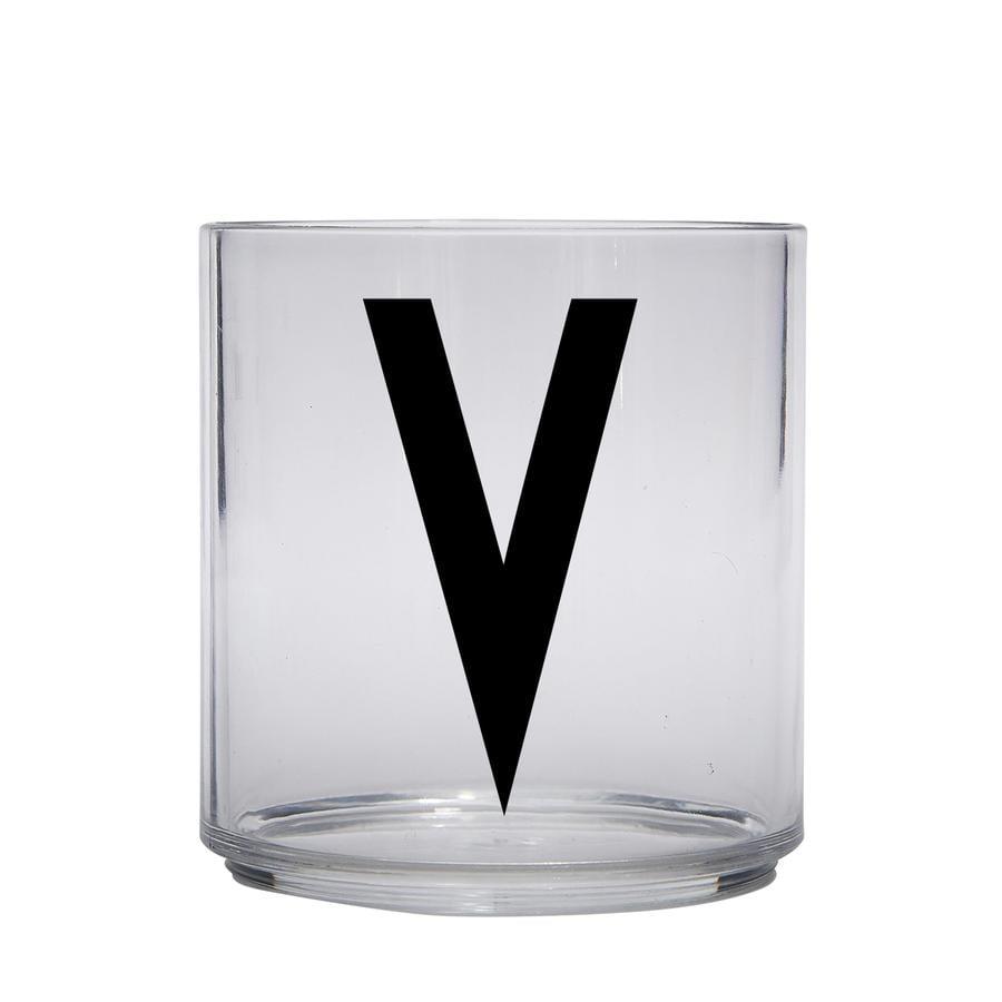 Design letters bicchiere personalizzato per bambini lettera