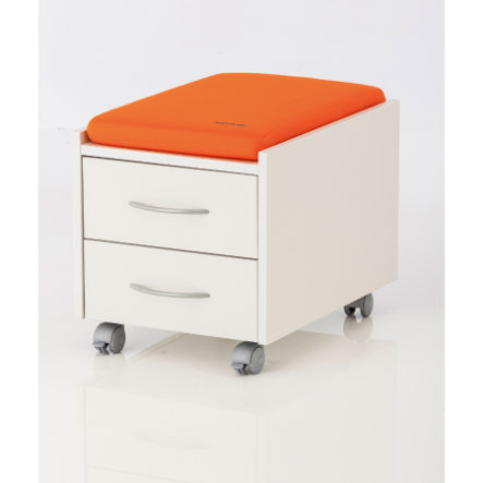 KETTLER Coussin LOGO TRIO BOX /SIT ON orange 6775-089
