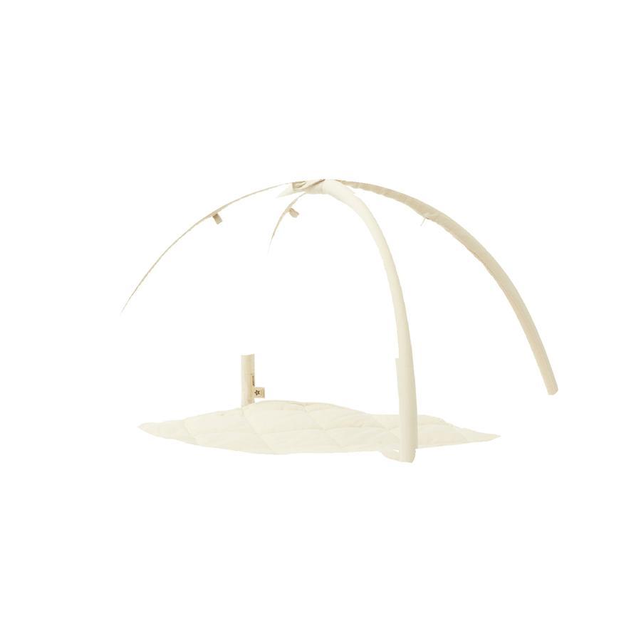 Kids Concept® Babygym Textil naturweiß