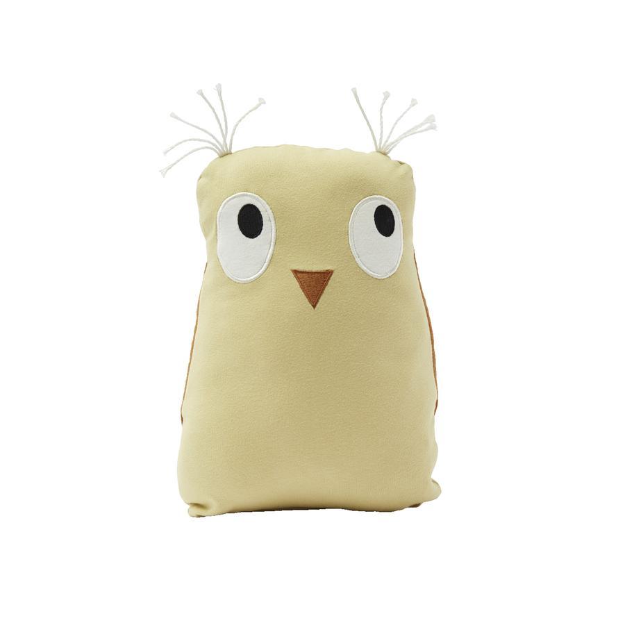 Kids Concept® Plüschtier Eule Edvin, grün