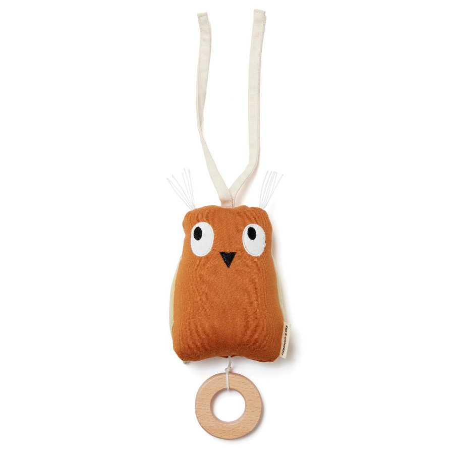 Kids Concept ® Spilleugle Edvin, brun