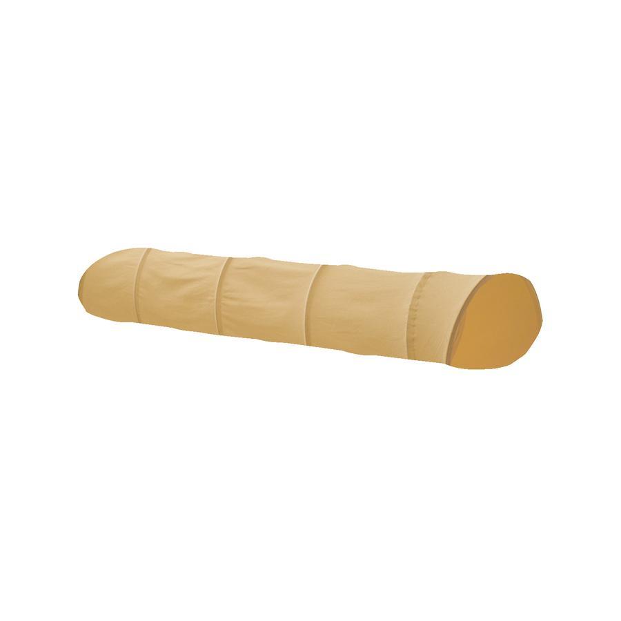 Kids Concept® Spieltunnel Canvas gelb