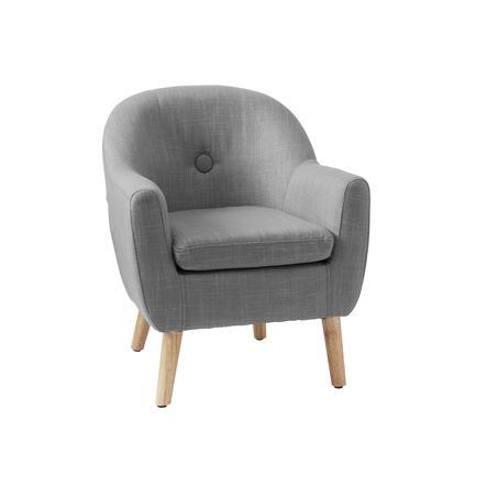 Kids Concept ® Fåtölj grå