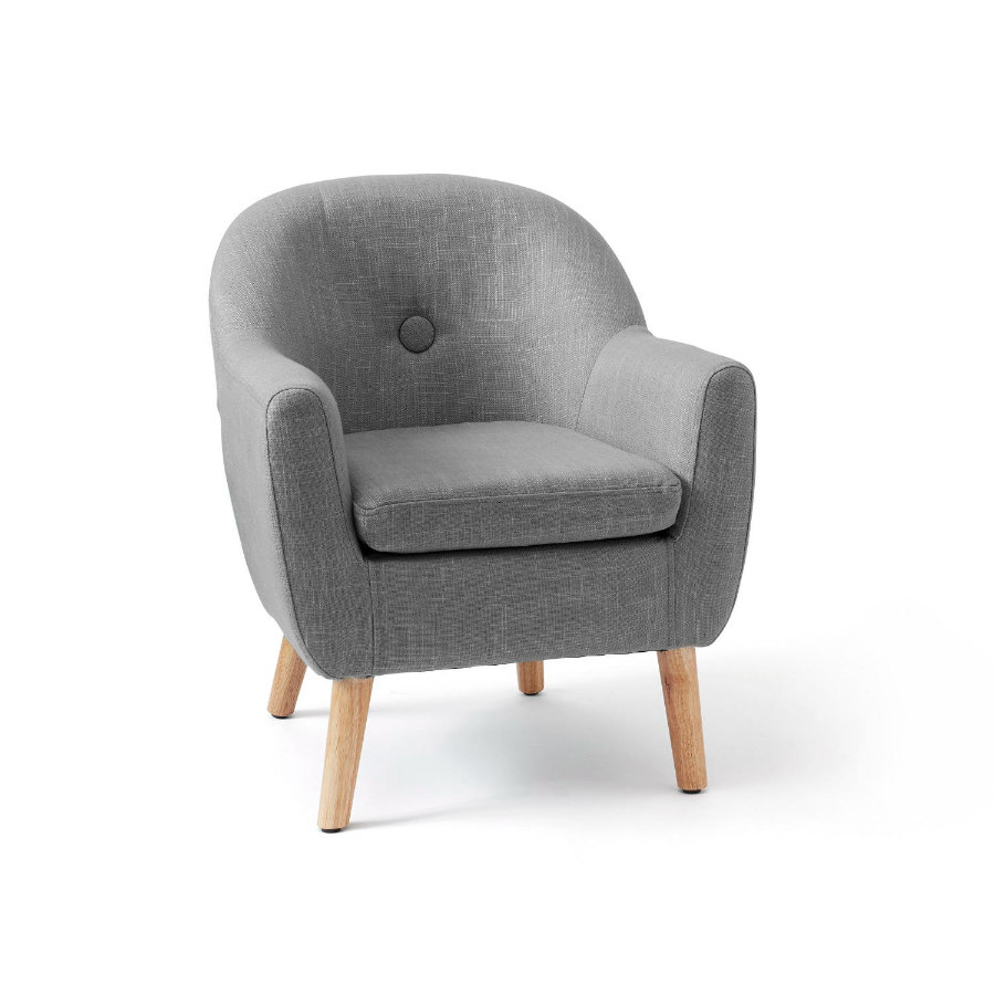 Kids Concept® Lenestol grå