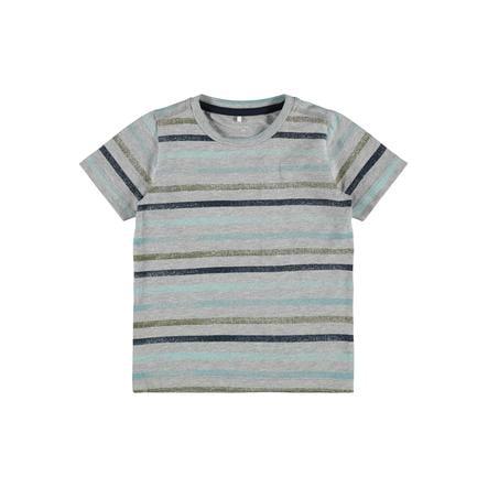 name it Camiseta Nmmfanti Gris Melange