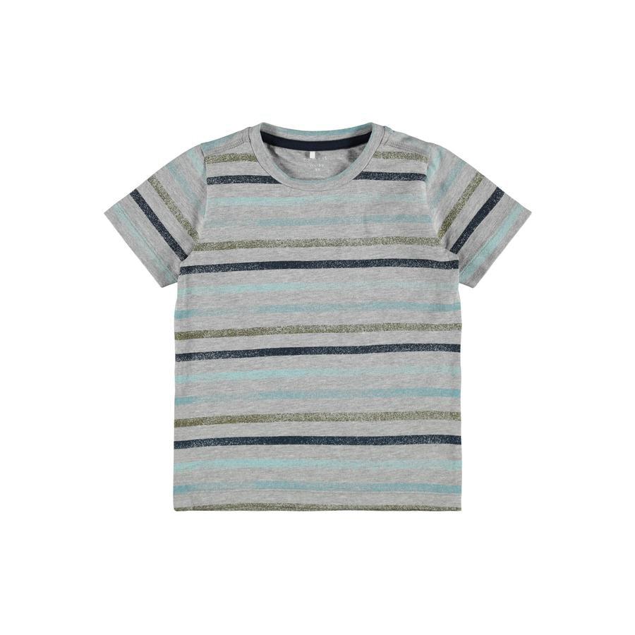 name it T-Shirt Nmmfanti Gris Mélange