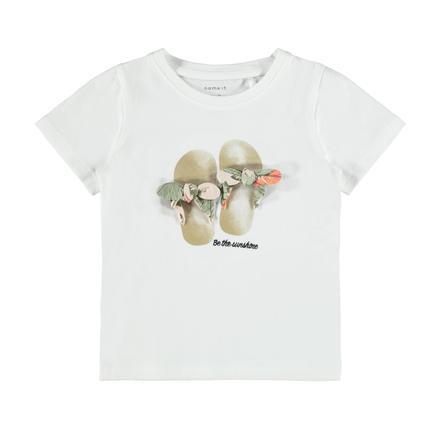 name it T-Shirt Nmffi summer B right  White