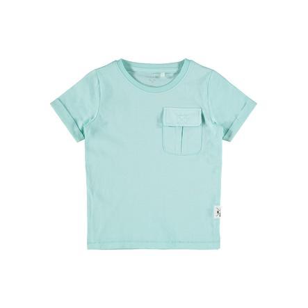 name it T-shirt Nmmfictor Blue Tint
