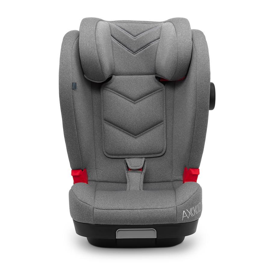 AXKID Siège auto Bigkid 2 gr.2/3 Premium gris