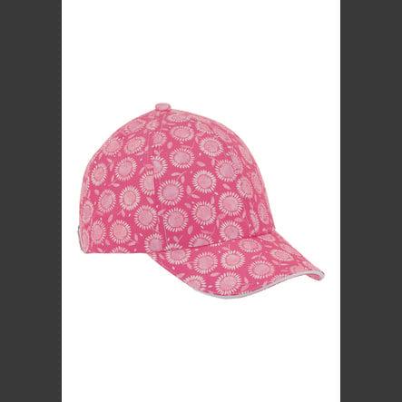 Sterntaler Casquette de baseball rose