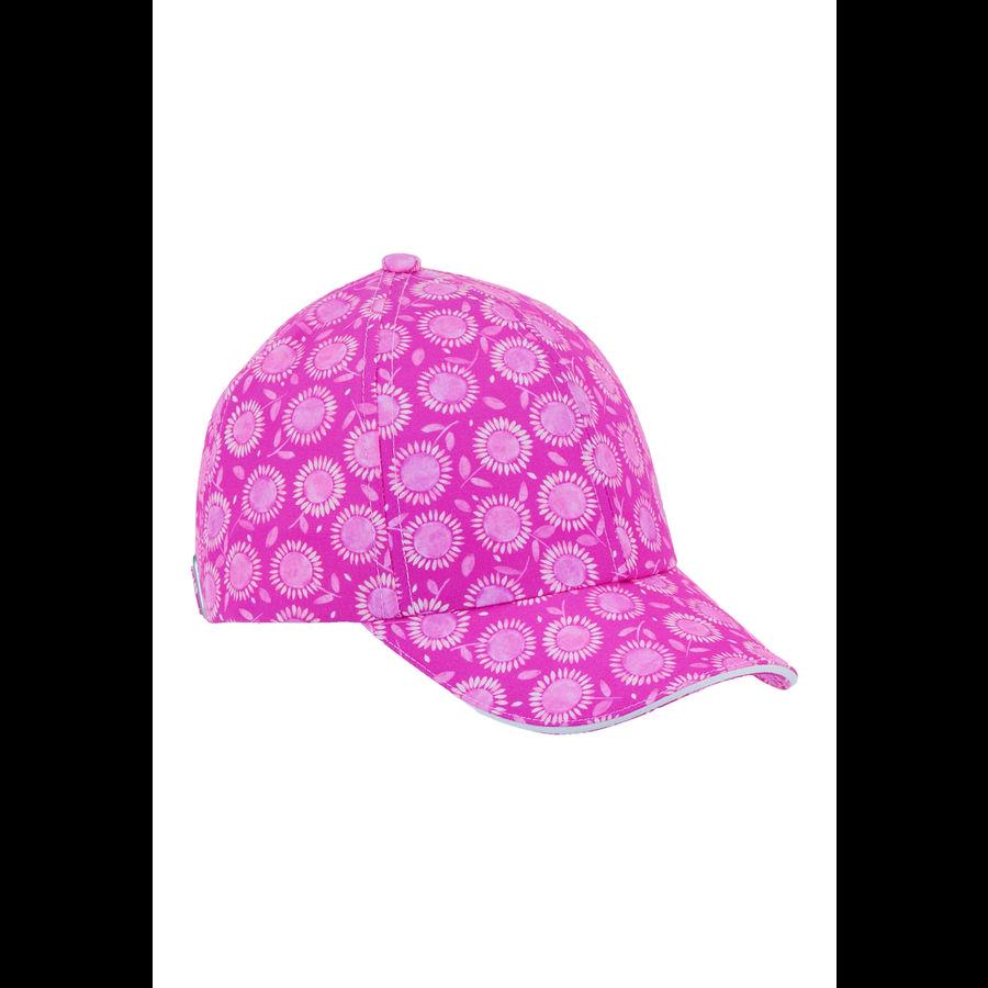 Sterntaler Bio-Baseball-Cap pink