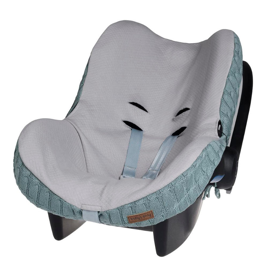 baby's only Bezug für MAXI COSI Autositze 0+ Cable Stonegreen