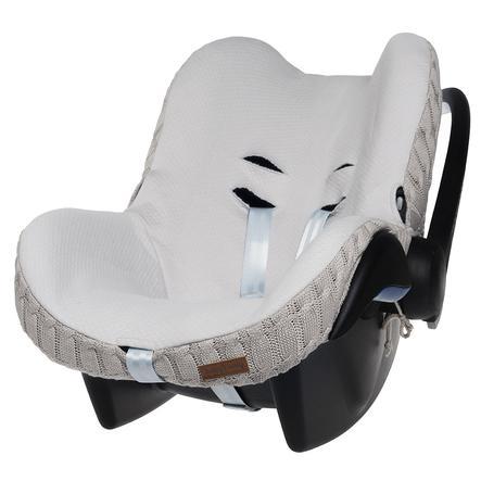 baby's only Potah pro autosedačky MAXI COSI 0+ Kabelová hlína