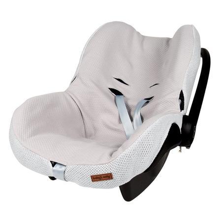 baby's only Bezug für MAXI COSI Autositze 0+ Classic Silbergrau