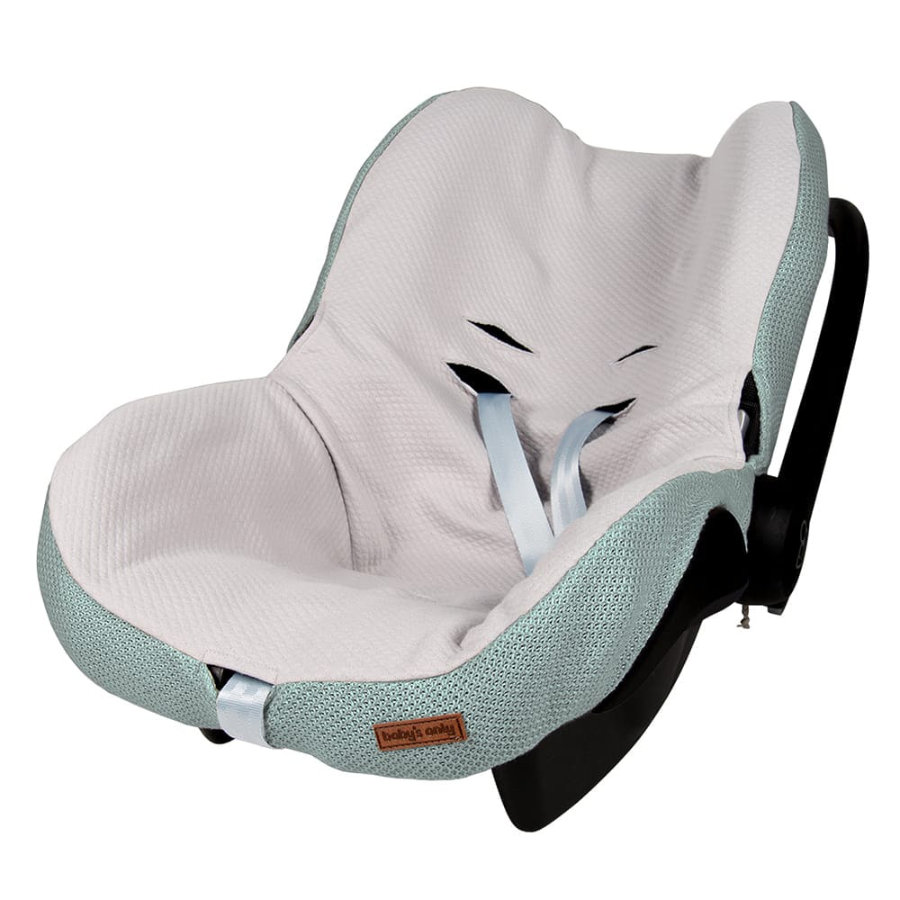 baby's only Housse pour cosy MAXI COSI gr.0+ Classic stonegreen