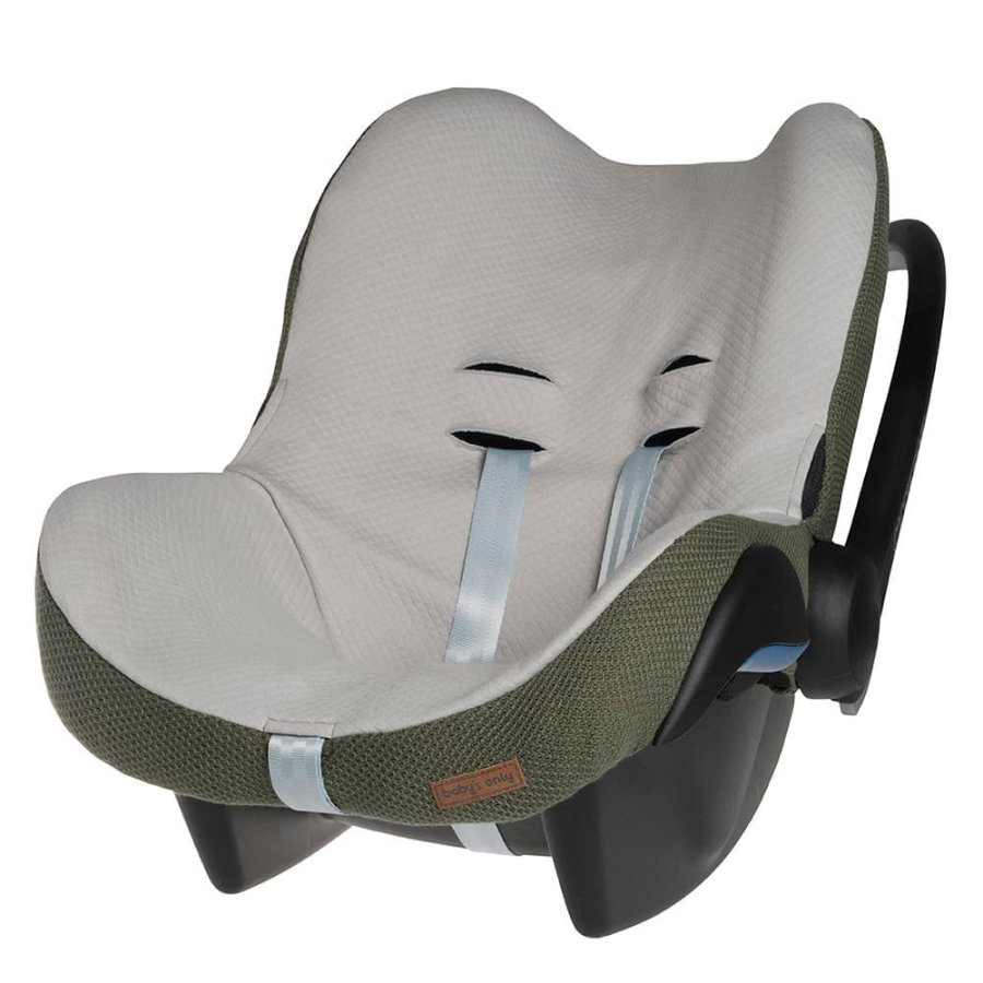 baby's only Housse pour cosy MAXI COSI gr.0+ Classic kaki