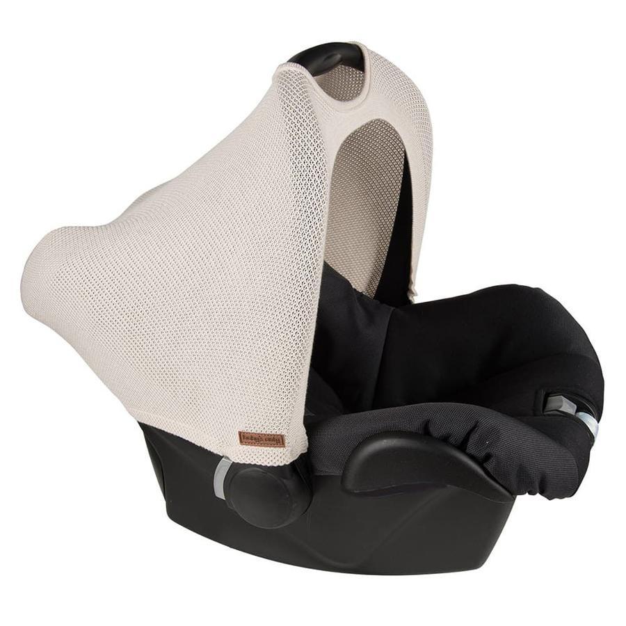 babyens eneste baldakin for MAXI COSI bilseter 0+ klasse ic Sand