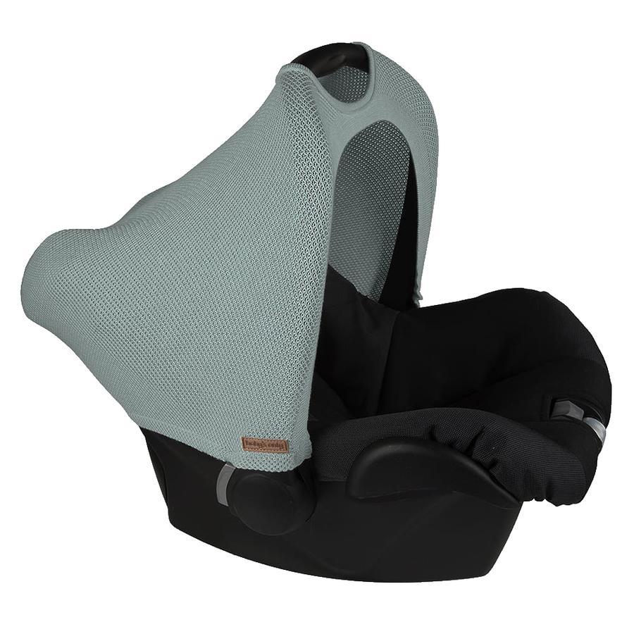 baby's only  baldakin til MAXI COSI bilsæder 0+ klassik Stengrøn