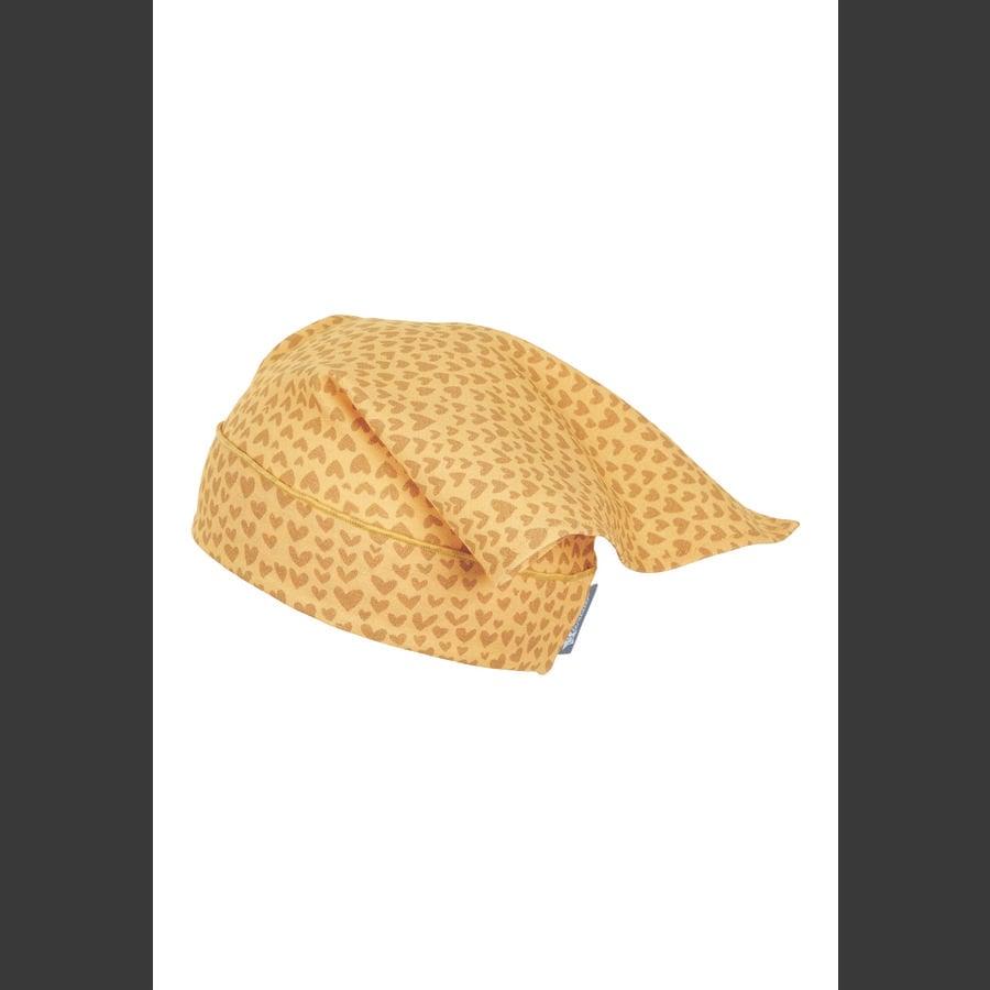 Sterntaler Šátek na hlavu žlutý