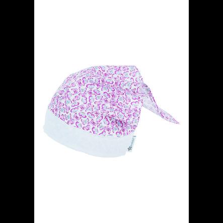 Sterntaler Bio-Kopftuch pink