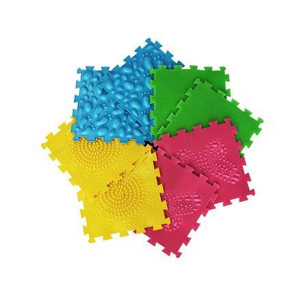 "POLESIE® Puzzlematte ""Ortho-Puzzle"" mix First Steps, 8-teilig"