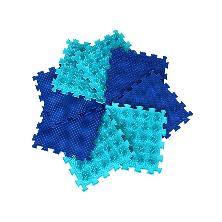 "POLESIE® Puzzlematte ""Ortho-Puzzle"" mix Gesundheitspfad, 8-teilig"