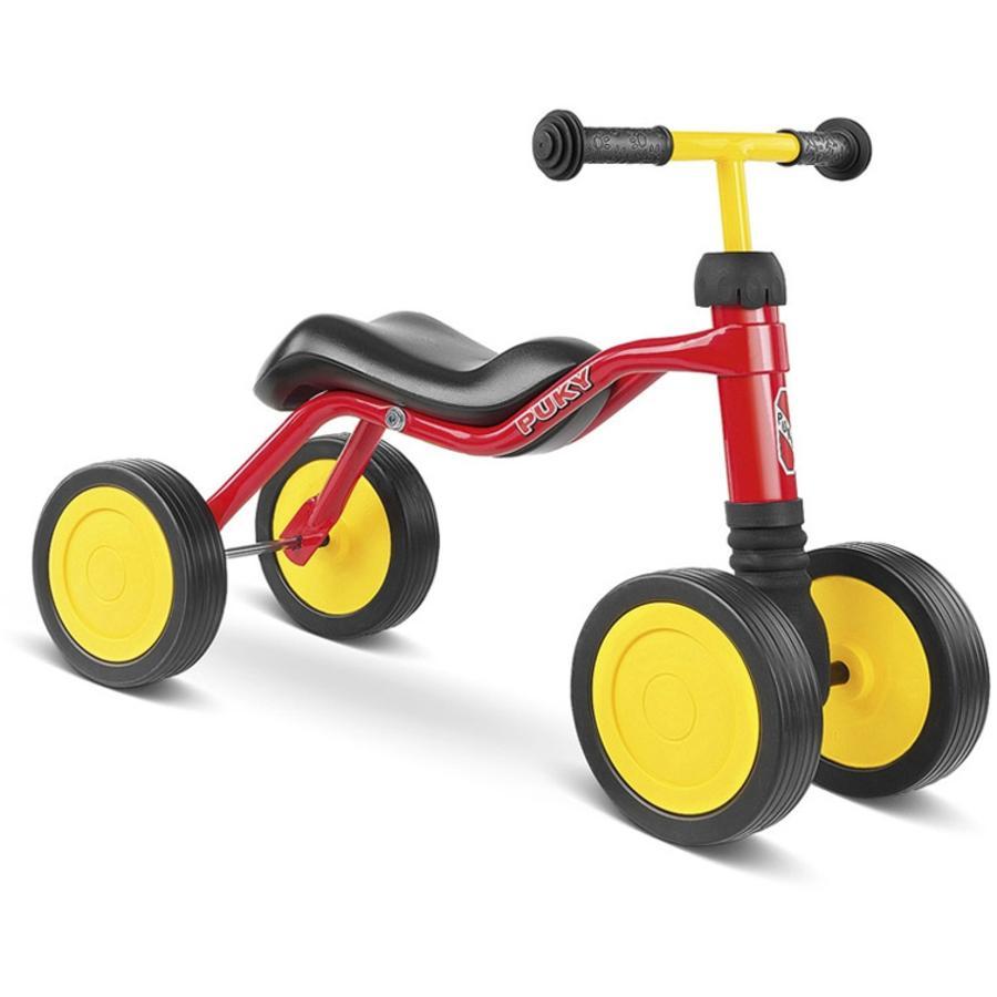 Puky Quadriciclo Wutsch, rosso 4023