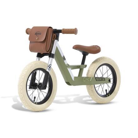Rowerek biegowy BERG Biky Retro, zielony