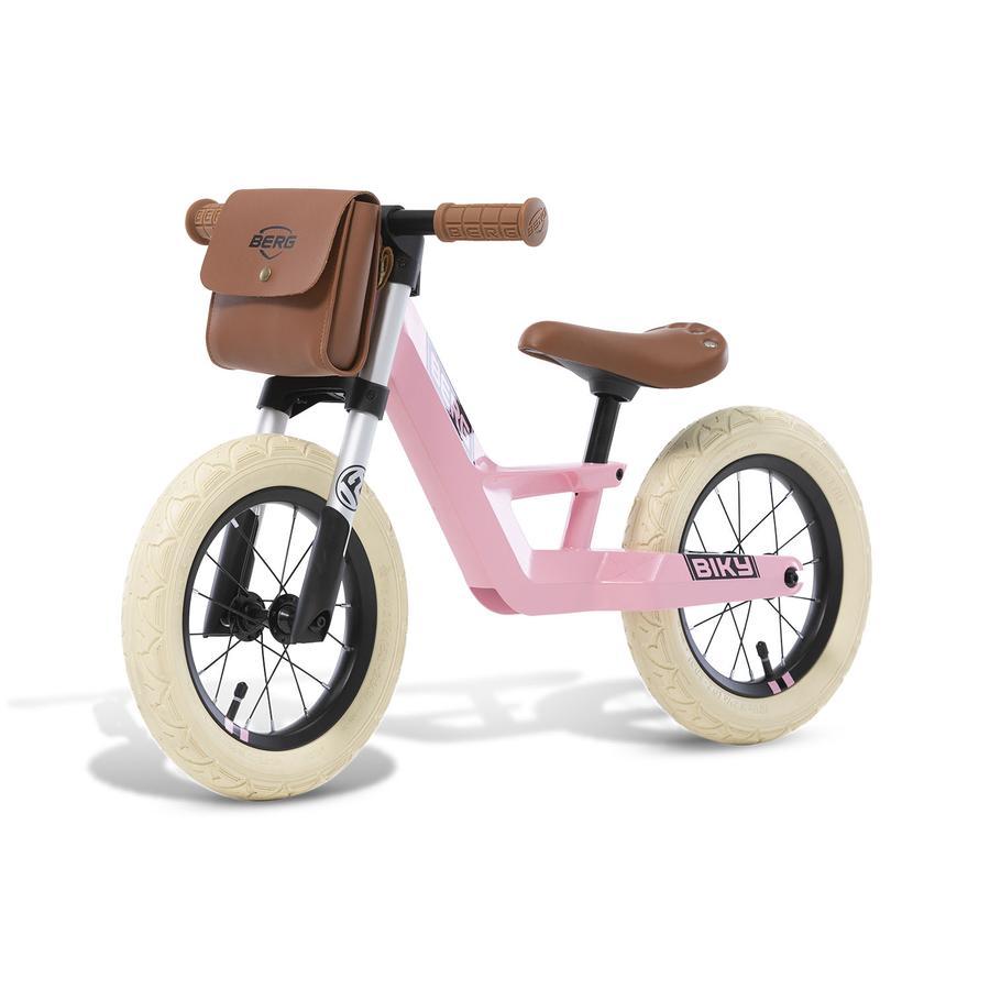 BERG Draisienne enfant Biky Retro pink 12 pouces