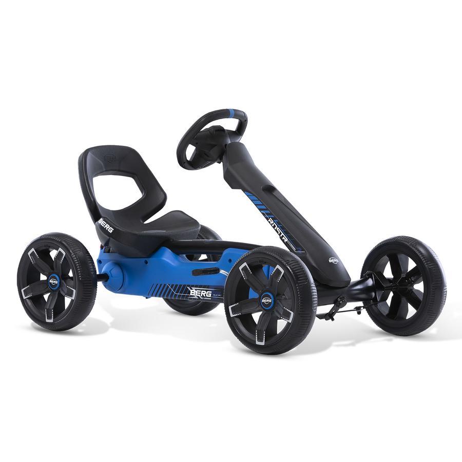 BERG Pedal Go-Kart Reppy Roadster, blå / svart