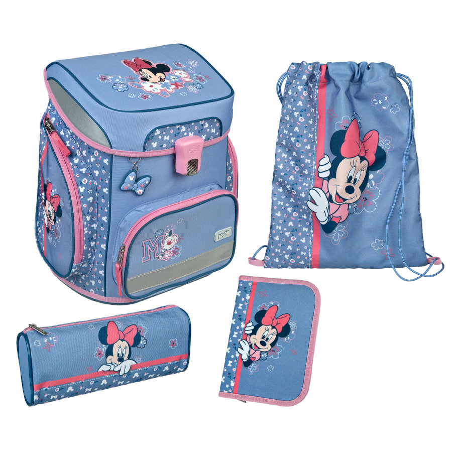 UNDERCOVER Scooli EasyFit skolesekksett Minnie Mouse