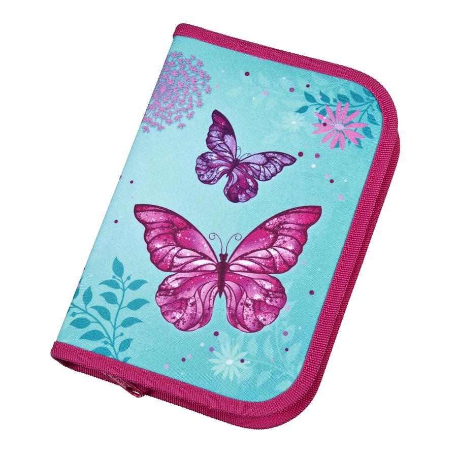 Gefülltes Schüleretui Butterfly
