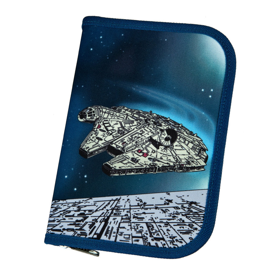 UNDERCOVER Scooli walizka studencka z wypełnieniem Star Wars