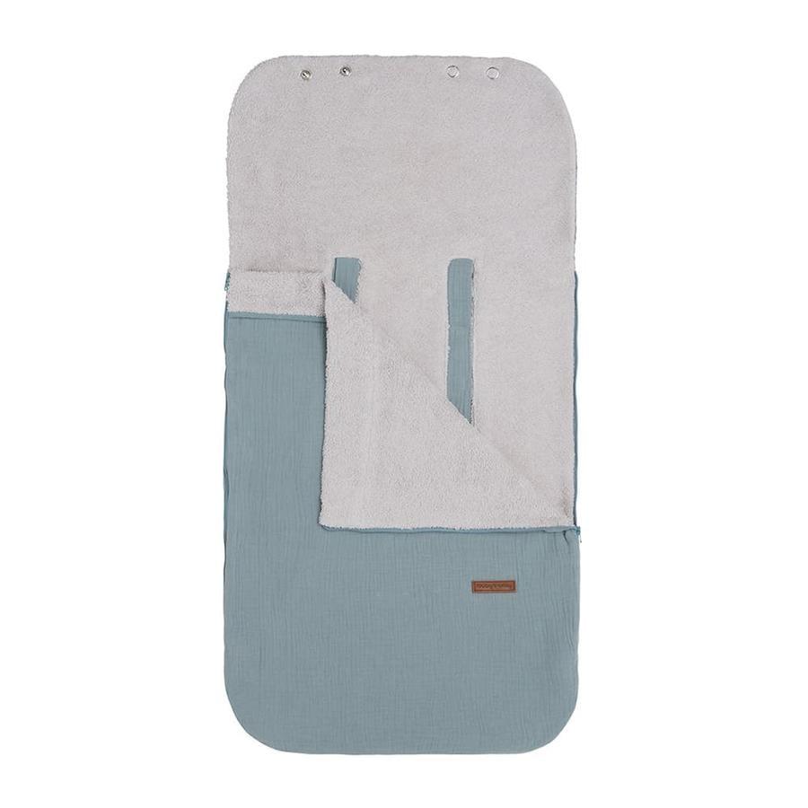 baby's only  sommer kørepose til bilsæder 0+ Breeze stengrøn