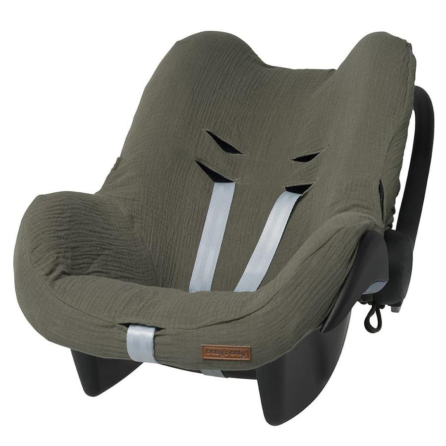 baby's only Funda para silla portabebés gr.0+ MAXI COSI Breeze Khaki